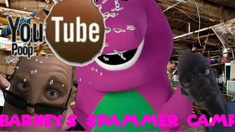 YTP Barney's Spammer Camp for Little Twerps