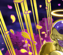 Tenth Warrior of the Seventh Universe Golden Frieza (Angel)