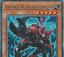 Gouki Alzaescorpión