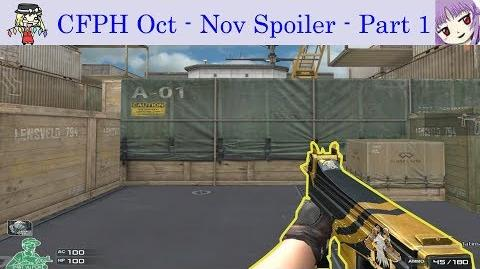 BoySpoiler 2.0/Crossfire Philippines: Oct - Nov Spoiler 2017 Videos