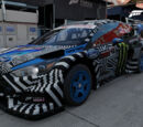 Ford Gymkhana 9 Focus RS RX