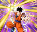 Renewed Determination Ultimate Gohan