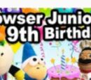 Bowser Junior's 9th Birthday!