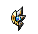 Stellar God Hair Clip (Gear)