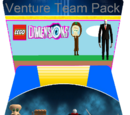 Venture Team Pack (Trigger Happy the Gremlin)