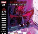 Generations: Miles Morales Spider-Man & Peter Parker Spider-Man (Volume 1) 1