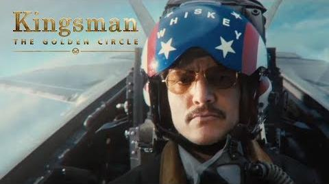 """Kingsman The Golden Circle """"A Masterpiece Of Insanity"""" TV Commercial 20th Century FOX"""