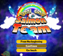 Love Across the Universe: Dangan Salmon Team