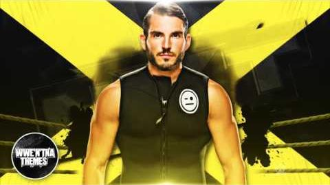 "2017 Johnny Gargano 3rd & NEW WWE NXT Theme Song - ""Rebel Heart"" DL ᴴᴰ"