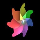 Pinwheel antenna icon.png