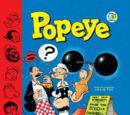 Popeye Classics (hardcover)