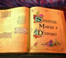 Shnitzel Makes a Deposit