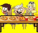 CartoniAnimatiMania/The Loud House - Sibling Dinner and Date