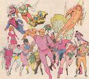 Vilões da Legião dos Super-Heróis