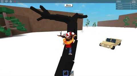 Lumber Tycoon 2(Roblox) Spook 6