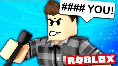 ROBLOX RAP BATTLE