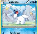 Cubchoo (Furious Fists)