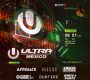 Ultra Music Festival Mexico 2017