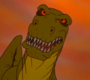 Bigbiter Sharptooth (The Mysterious Island)
