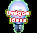 Tutorial:Unique Ideas