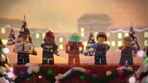 Hey! Hey! Hey! - LEGO City - Micro Movie