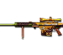 Barrett M82A1-Halloween