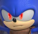 Armure mécha de Sonic