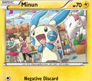 Minun (Furious Fists)