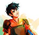 Percy Jackson Heroes