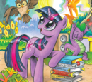 Twilight Sparkle (IDW Comics)