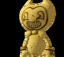 Bendy Statue