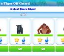 Catch a Tiger Off Guard