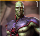 Martian Manhunter/Prime
