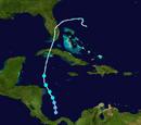 4383 Atlantic Hurricane Season (THG)