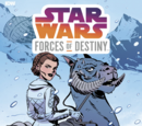 Star Wars: Forces of Destiny (IDW)