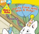 Party Time with Max and Ruby 2006 DVD/Gallery