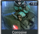 Corrosive Projection