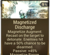 Magnetized Discharge