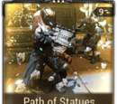 Path of Statues