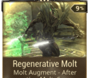 Regenerative Molt