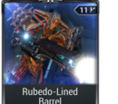 Rubedo-Lined Barrel