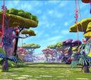 Centopia's Jungle
