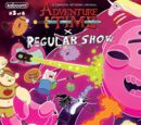 Adventure Time/Regular Show Issue 3