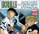 Skrulls Vs. Power Pack Vol 1 2