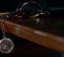Swan Keychains