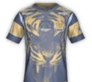 Camiseta Titular Tigres FC FIFA 18