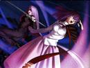 Rider y Sakura contra sombras.png
