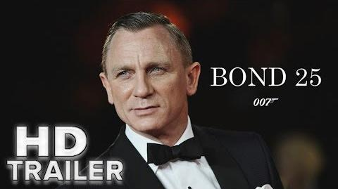 Bond 25 - Teaser Trailer HD (2019 Movie) New James Bond Action Movie, Daniel Craig (FanMade)