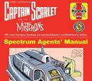 Captain Scarlet Spectrum Agents' Manual
