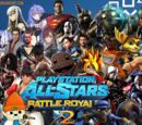 PlayStation All-Stars Battle Royale 2 (TheProjectXZoneFan1997)